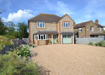 Thumbnail 4 bed detached house for sale in Share & Coulter Road, Chestfield, Whitstable