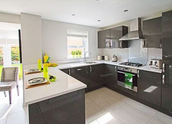 Thumbnail 4 bed detached house for sale in Bunyard Way, Allington, Maidstone, Kent