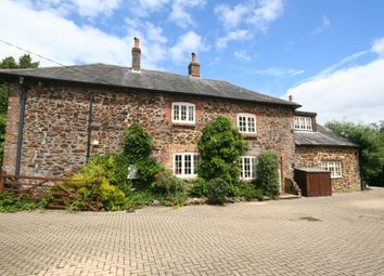 Thumbnail 6 bed farmhouse for sale in Castle Farm House, Lytchett Matravers, Dorset