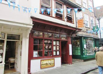 Thumbnail Restaurant/cafe for sale in 33 Shambles, York