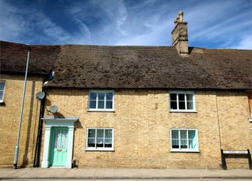 Thumbnail 2 bed terraced house for sale in St. Marys Street, Eynesbury, St. Neots