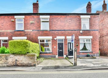 Thumbnail 2 bed terraced house for sale in Moorland Road, Woodsmoor, Stockport, Cheshire