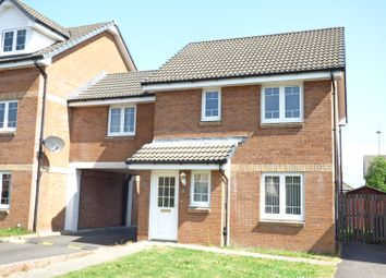 Thumbnail 3 bed link-detached house for sale in Reid Grove, Port Glasgow