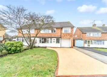 Thumbnail 4 bed semi-detached house for sale in Elmshurst Gardens, Tonbridge