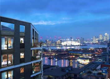 Thumbnail 2 bed flat for sale in Royal Docks West, Western Gateway, London