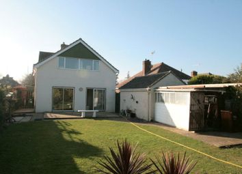Thumbnail 4 bedroom detached house to rent in Sea Lane Gardens, Ferring, Worthing