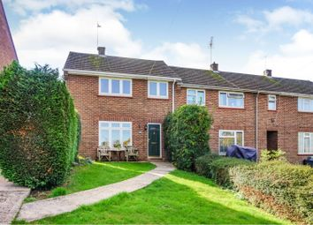 Thumbnail 3 bed end terrace house for sale in Lower Millfield, Dunmow