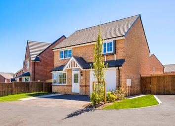 "Thumbnail 4 bed detached house for sale in ""Tetbury"" at Lime Pit Lane, Cannock"