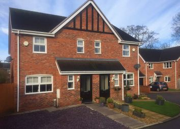 Thumbnail 3 bed semi-detached house to rent in 1 The Orchards, Green Lane, Eccleshall Staffordshire