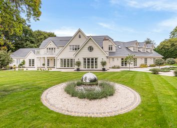 Thumbnail 7 bed detached house for sale in Liphook Road, Passfield, Liphook, Hampshire