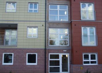 Thumbnail 2 bed flat to rent in Millside, Hertage Way, Wigan