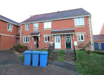 Thumbnail 2 bed terraced house to rent in Banks Close, Hadleigh