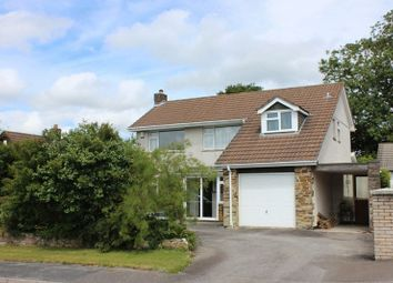 Thumbnail 3 bed detached house for sale in Porthmeor Road, St. Austell