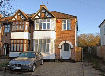 Thumbnail 3 bedroom end terrace house for sale in Woodside Avenue, Chislehurst