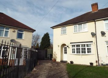 Thumbnail 3 bed end terrace house for sale in Epsom Grove, Birmingham, West Midlands, United Kingdom