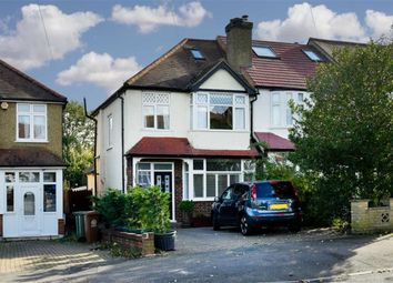 Thumbnail 3 bed end terrace house for sale in Bridgewood Road, Worcester Park, Surrey
