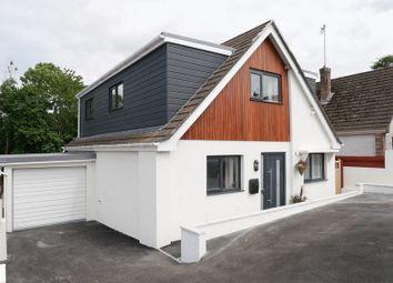 Thumbnail 3 bed detached house for sale in Graham Avenue, Pen Y Fai, Bridgend