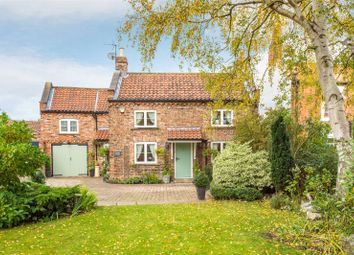 Thumbnail 3 bed detached house for sale in Northfield Lane, Riccall, York, North Yorkshire