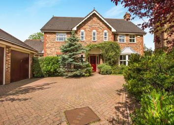 Thumbnail 4 bedroom detached house for sale in Uplands Chase, Fulwood, Preston, Lancashire