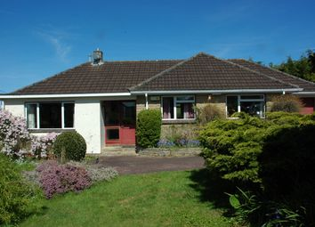 Thumbnail 3 bed detached bungalow for sale in Cassways, Upland Close, Broad Oak, Dorset