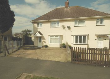 Thumbnail 5 bed semi-detached house for sale in Winston Road, Newport, Isle Of Wight.