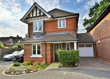 Thumbnail 3 bed detached house for sale in Swallow Fields, Iver, Buckinghamshire