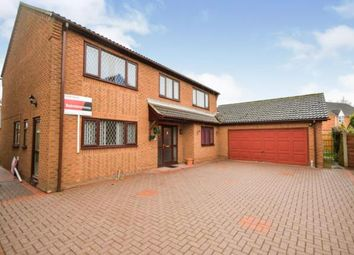 Thumbnail 4 bed detached house for sale in Bellwood Grange, Cherry Willingham, Lincoln