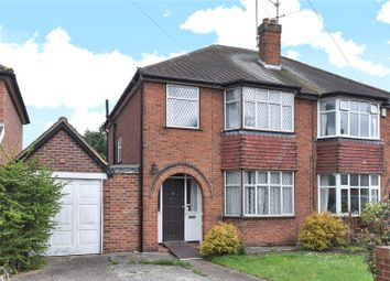 Thumbnail 3 bed semi-detached house for sale in Chiltern Crescent, Earley, Reading, Berkshire