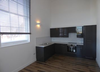 Thumbnail 2 bed flat to rent in Victoria Road, Swindon