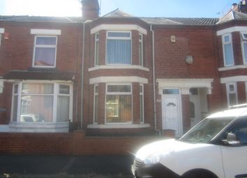 Thumbnail 3 bed terraced house to rent in Madeley Street, Crewe