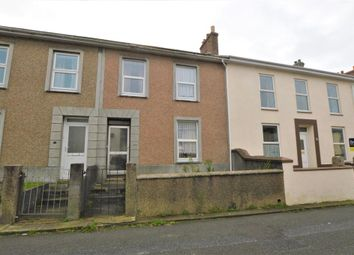 Thumbnail 2 bed terraced house for sale in Mount Pleasant, Hayle, Cornwall