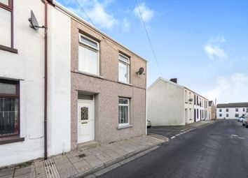 Thumbnail 3 bed end terrace house for sale in Unity Street, Aberdare