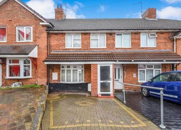 Thumbnail 3 bed terraced house for sale in Dollis Grove, Birmingham, West Midlands, United Kingdom