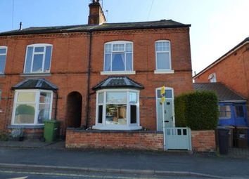 Thumbnail 3 bed semi-detached house for sale in Wellington Street, Syston, Leicester, Leicestershire