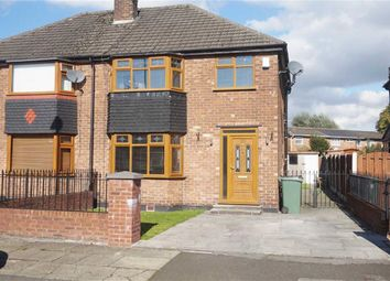 Thumbnail 3 bed semi-detached house to rent in Kenmore Road, Whitefield, Whitefield Manchester