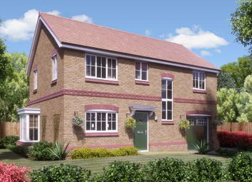 Thumbnail 4 bed detached house for sale in The Baybridge, Manchester Road, Walkden, Worsley