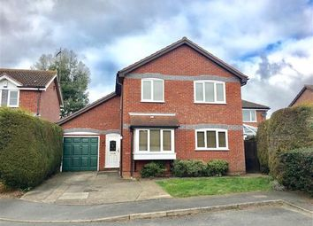Thumbnail 4 bed detached house for sale in Halford Court, Ipswich