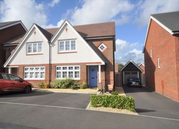 Thumbnail 3 bed semi-detached house for sale in 28 Parc Llwyn Celyn, Pwll Trap, St. Clears