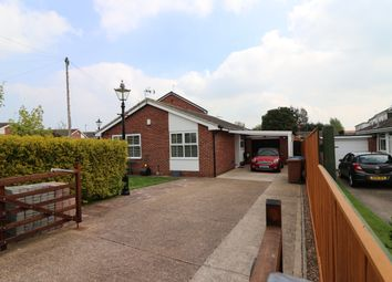 Thumbnail 2 bed bungalow for sale in Hall Road, Sproatley, Hull