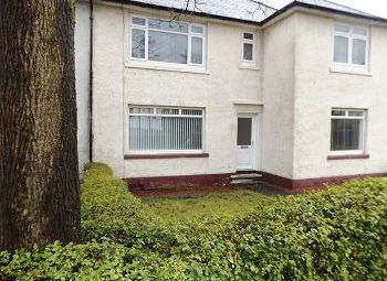 Thumbnail 2 bed property to rent in Maple Drive, Clydebank