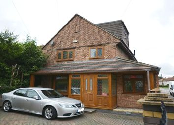 Thumbnail 4 bedroom end terrace house for sale in Central Avenue, Hayes