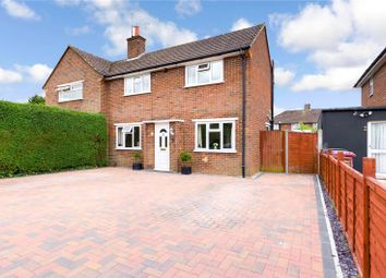 2 bed semi-detached house for sale in Inkpen Close, Reading, Berkshire RG30