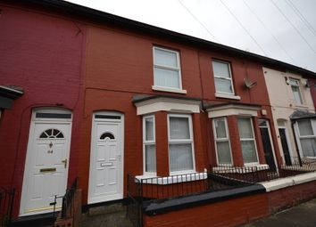 Thumbnail 2 bed terraced house for sale in Kilburn Street, Bootle, Liverpool