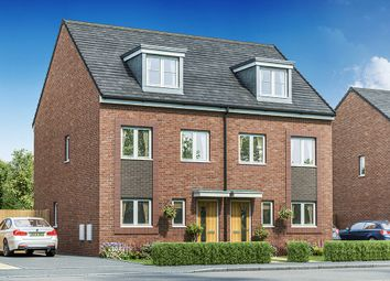 "Thumbnail 3 bed property for sale in ""The Bamburgh"" at Blossom Way, Salford"