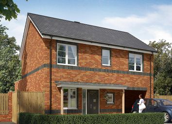 "Thumbnail 3 bed detached house for sale in ""The Morton"" at Cobblers Lane, Pontefract"