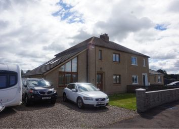 Thumbnail 4 bed semi-detached house for sale in Fraser Avenue, Blairgowrie