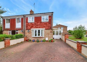 Thumbnail 3 bed semi-detached house for sale in Abbotts Way, Wingrave, Aylesbury