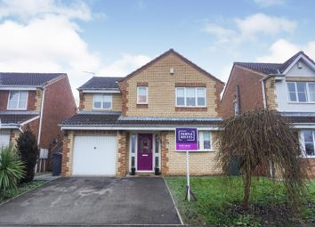 Thumbnail 4 bed detached house for sale in Beaumont Close, Bowburn Durham