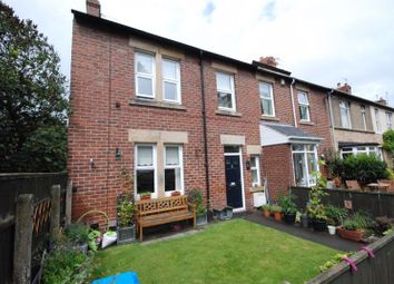 Thumbnail 3 bed end terrace house for sale in Holly Avenue, Ryton