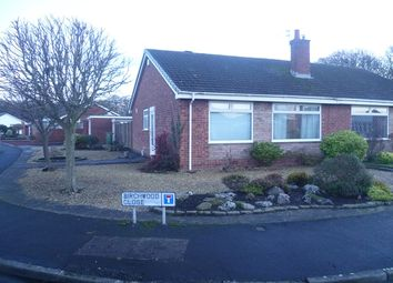 Thumbnail 2 bedroom bungalow to rent in Broadwood Way, Lytham St. Annes